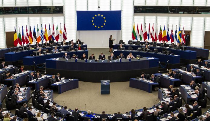 European Parliament urges all public and private instituions to Divest