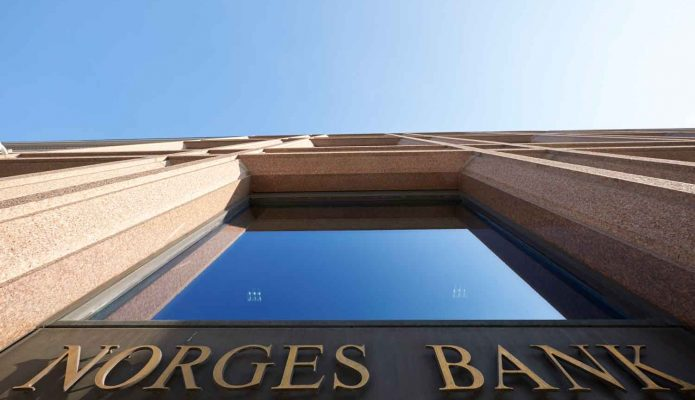 Central Bank advises Norweigan Sovereign Wealth Fund to divest oil and gas