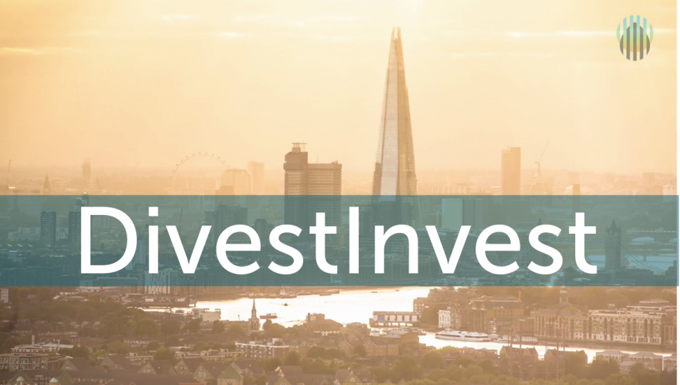 Introducing DivestInvest