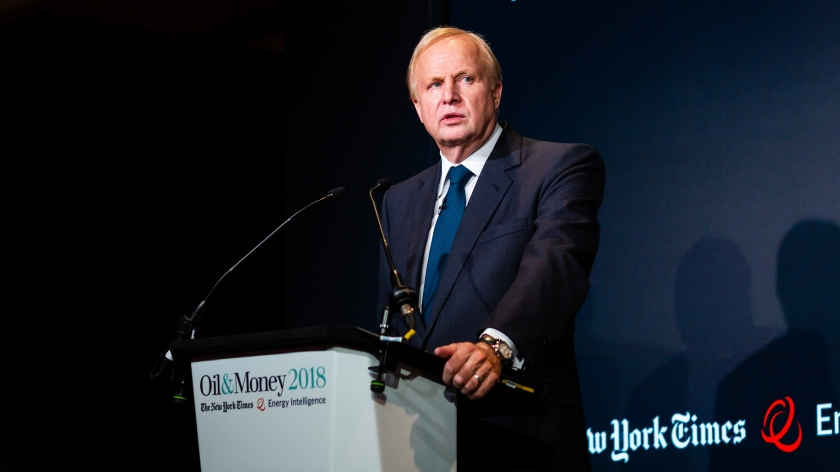 Open Letter to Bob Dudley following Oil and Money Conference