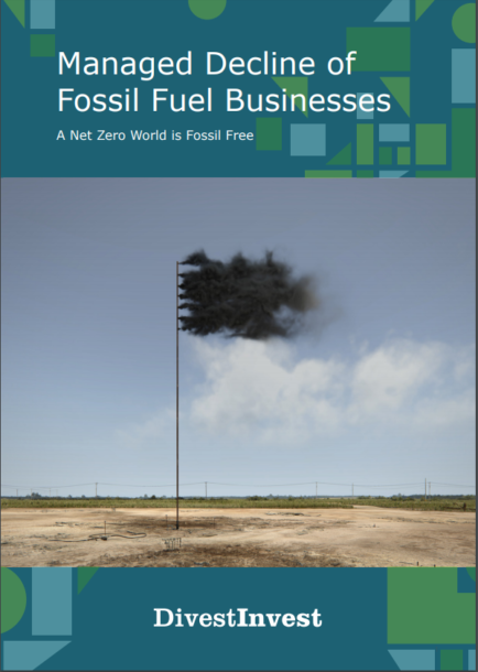 Managed Decline of Fossil Fuel Businesses