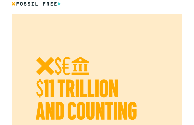 $11 Trillion and Counting – DivestInvest