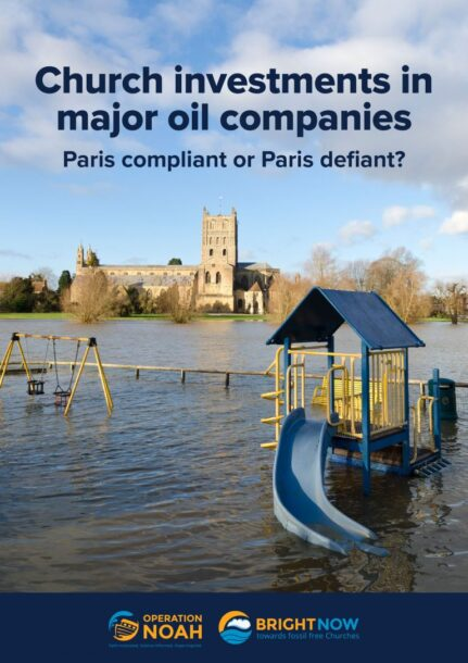 Church investments in major oil companies: Paris compliant or Paris defiant?